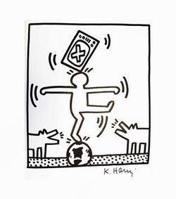 PARTY OF LIFE. HARING A BOLOGNA