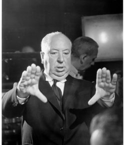 ALFRED HITCHCOCK A PALAZZO DUCALE